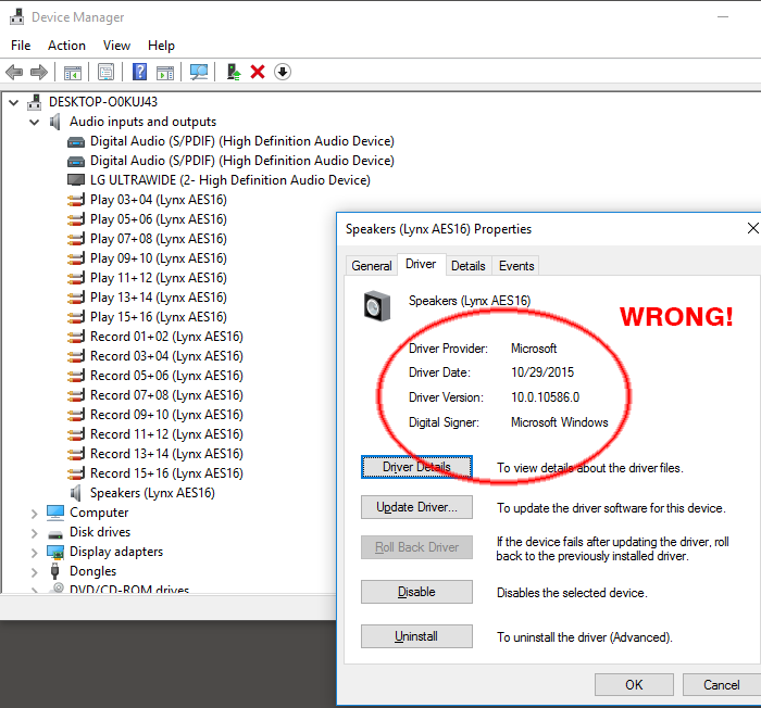 How to Uninstall Generic Low Latency ASIO Driver - www steinberg net